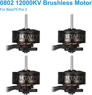 BETAFPV 4pcs 0802 Motor 12000KV Brushless Motors for FPV Racing Tiny Whoop 2S Brushless Whoop Drone Beta75Pro 2 Beta65 Pro 2