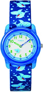 Timex Boys' TW7C13500 Year-Round Analog Quartz Blue Watch