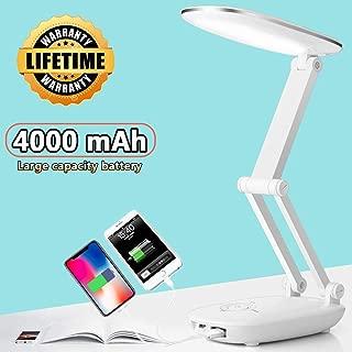 led mini desk lamp style book light