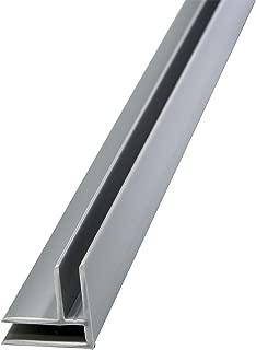 DumaWall Trims (5 mm Inside/Outside Trim, Light Gray)