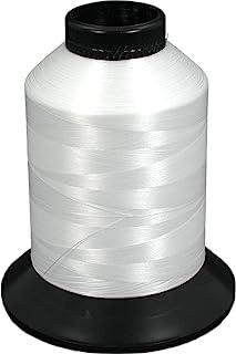 White Nymo Nylon Beading Thread Stringing Sz 00 4852yds