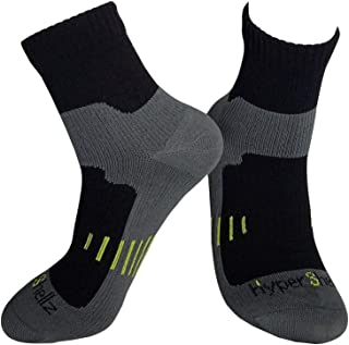 HyperShellz Waterproof Socks for Outdoor Sports Running Cycling Hiking Unisex Ankle Socks