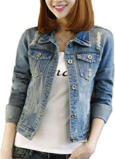 9553fdf30e Amazon.it: giubbino donna - Giacche / Giacche e cappotti: Abbigliamento