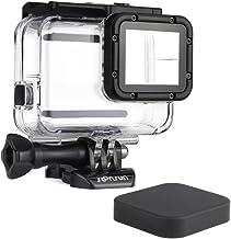 SOONSUN Waterproof Housing Case for GoPro Hero 7/6/5 Black Hero (2018), 45 Meters Underwater Protective Diving Housing Shell Case with Bracket Accessories for Go Pro HERO7 HERO6 HERO5 Black Cameras