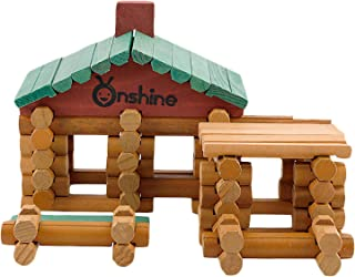 90 Pcs Building Toys Preschool Learning Education Games Wooden Stacking Blocks Sets Big Jenga For Ages 4-8 Kids