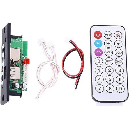 Mp3 Decoder Board 3 7v 5v Wireless Audio Modul Audio Aux Modul Fm Aux Input Unterstützung Tf Karte U Disk Lossless Auto