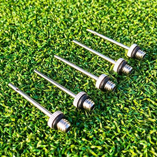 FORZA Needle Valves [5 Pack] - Football Ball Pump Needles
