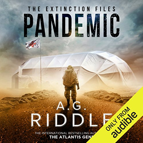 Pandemic     The Extinction Files, Book 1              Written by:                                                                                                                                 A. G. Riddle                               Narrated by:                                                                                                                                 Edoardo Ballerini                      Length: 18 hrs and 53 mins     255 ratings     Overall 4.2