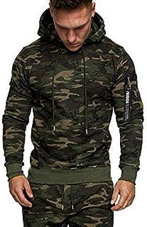Smallwin Men Sports Casual Gradient Zip Up Hoodies Sweatshirts Jacket