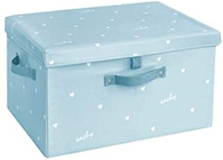 Lpiotyucwh Paniers et Boîtes De Rangement, Boîte de rangement de grande capacité ménagère, boîte de rangement de vêtements...