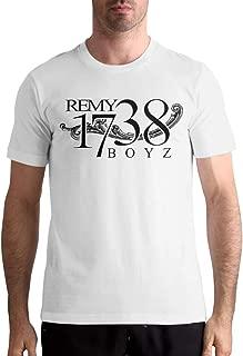 Fetty Wap-1738 Men Classic Short Sleeve Music Band Shirts Black