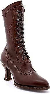 OAK TREE FARMS Women's Jasmine Leather Boot