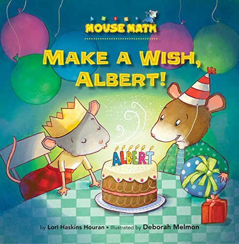 Make a Wish, Albert!: 3-D Shapes (Mouse Math (R))