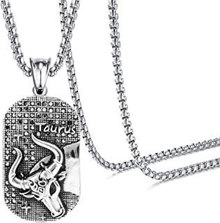 Box or Curb Chain Necklace 18 or 20 inch Rope Rembrandt Charms Two-Tone Sterling Silver Boston Bunker Hill Charm on a Sterling Silver 16