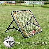The Soccer Store Football Rebounder Net. High Performance Rebound Net (75 x 75cm)