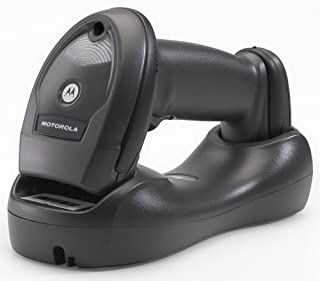 Motorola Symbol LI4278 Barcode Scanner Wireless with Cradle and USB Cable