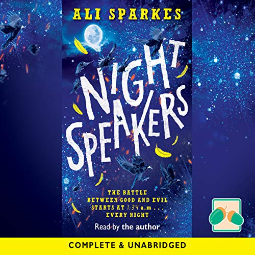 Night Speakers cover art