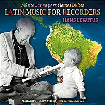 Latin Music for Recorders