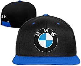 Ogbcom Bmw Logo Snapback Adjustable Hip Hop Baseball Cap/Hat For Unisex