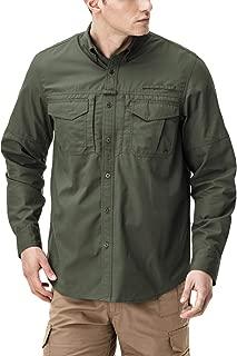 Men's Outdoor PFG UPF 50+ Long-Sleeve Breathable Shirt