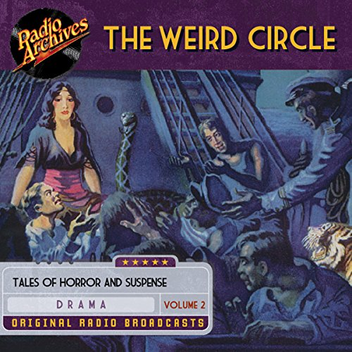 The Weird Circle, Volume 2 audiobook cover art