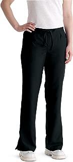 Medline PerforMAX Modern Fit Boot Cut Scrub Pant, Black