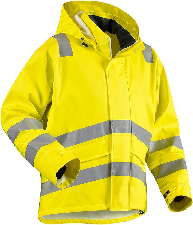 Blklder Workwear 67-43022003-3300-3XL Regenjacke Heavy Weight 4302 , 1 Stck, gelb, 3XL