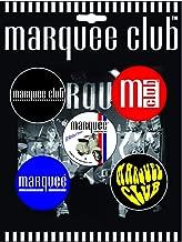Marquee Club 5 badge set/Type-C