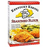 Kentucky Kernel Seasoned Flour 10-Ounce Boxes (Pack of 12), Perfect Coating for Chicken, Chops,...