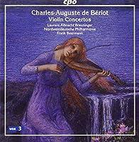 C-A.ベリオ:ヴァイオリン協奏曲集