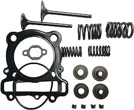 Bruin 2005-2006 4-Stroke Top End Rebuilt Kit Yamaha 350 Big Bear 1987-1999 Grizzly 2007-2014 Std. 83.00 mm Raptor 2004-2013 ATV Part# 54-540-10
