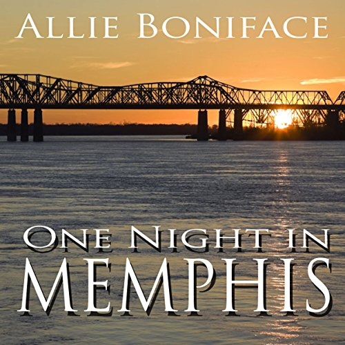 One Night in Memphis audiobook cover art