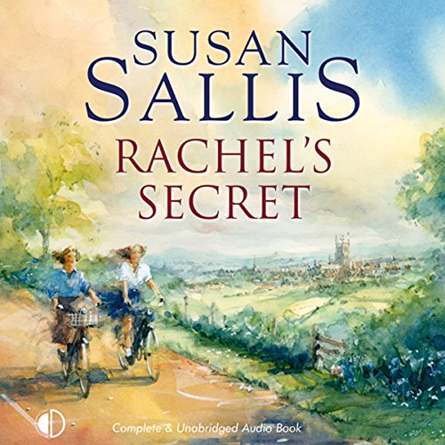 Rachel's Secret audiobook cover art