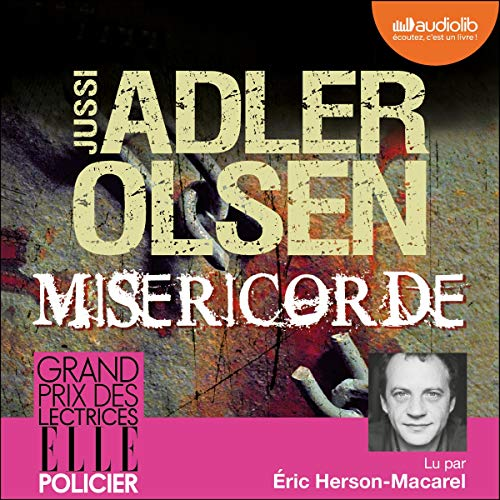Miséricorde cover art