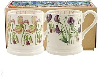 emma bridgewater sweet pea mug