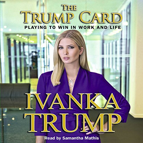 Trump Card audiobook cover art