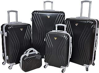 New Travel Luggage Trolley Bag for Unisex - Black