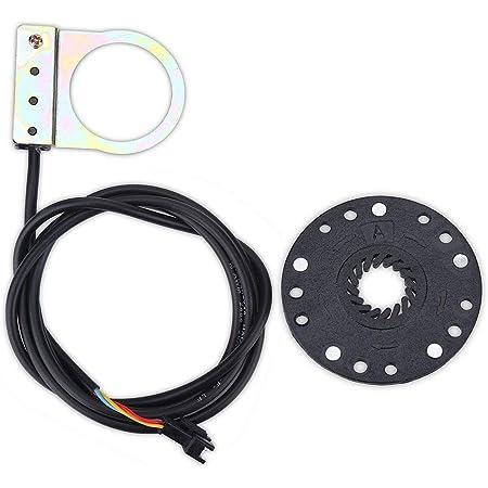 Metal Pedal Assist Sensor Connector E bike Electric Magnetic Practical