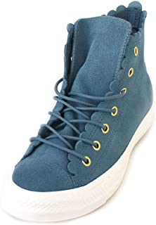 Womens CTAS Frilly Thrills High Top Shoe
