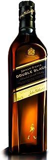 Johnnie Walker Double Black Label Blended Scotch Whisky – Schottischer Whisky aus den vier Ecken Schottlands direkt ins Glas – In edler Geschenkverpackung – 1 x 0,7l