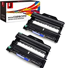 JetSir 2-Pack DR630 DR-630 Drum Units for Brother TN660 Toner use on HL-L2300D HL-L2305W HL-L2320D HL-L2340DW HL-L2360DW HL-L2380DW DCP-L2520DW DCP-L2540DW MFC-L2700DW MFC-L2720DW MFC-L2740DW Printer