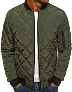 Best mens padded bomber jacket Reviews
