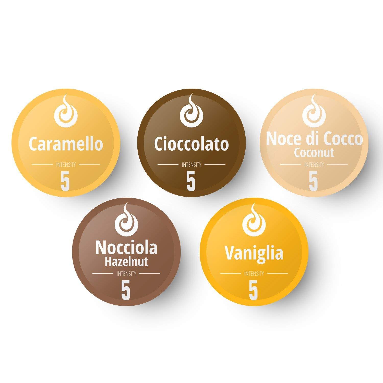 Gourmesso Nespresso Capsules