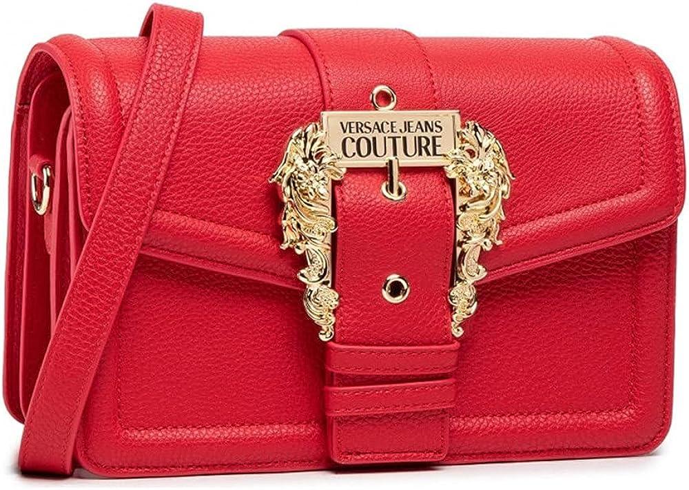 Versace jeans couture borsa a tracolla da donna in ecopelle E1.VWABF1.71578-500
