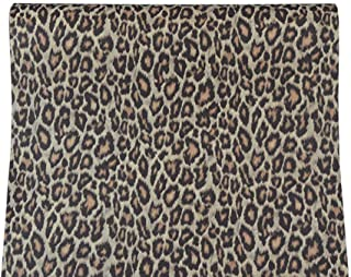Vinilo autoadhesivo con diseño de leopardo para estanterías de gabinetes cajones vestidor muebles manualidades decora...