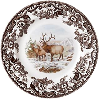 Best moose christmas plates Reviews