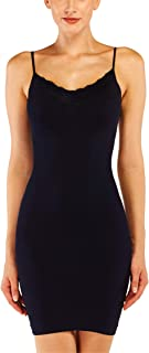 Women's Control Full Slip Dress Shaperwear Slim Body Shaper Smoother