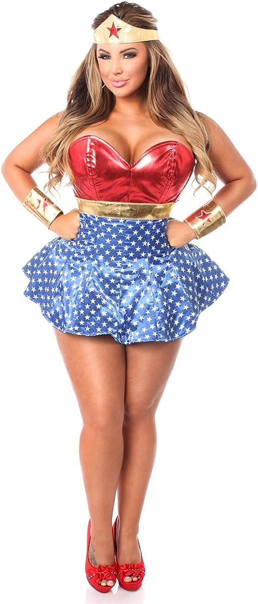 Daisy Complete Free Shipping corsets Lavish 3 PC Dress Costume Portland Mall Superhero Corset