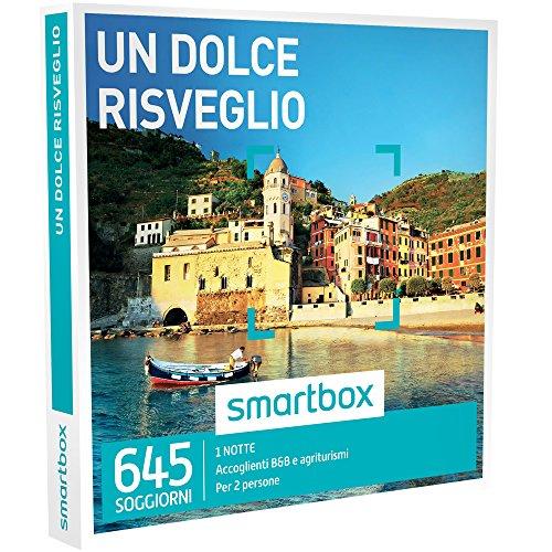 Smartbox - Un Dolce Risveglio - 645 Soggiorni In B&B e Agriturismi, Cofanetto Regalo