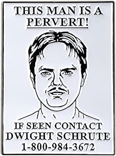 Best dwight schrute wanted poster Reviews